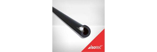 Rubber pipe insluation