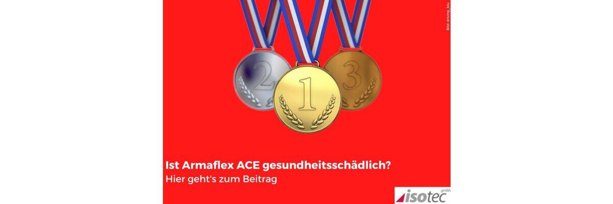 Is Armaflex ACE harmful to health? - Is Armaflex ACE harmful to health?