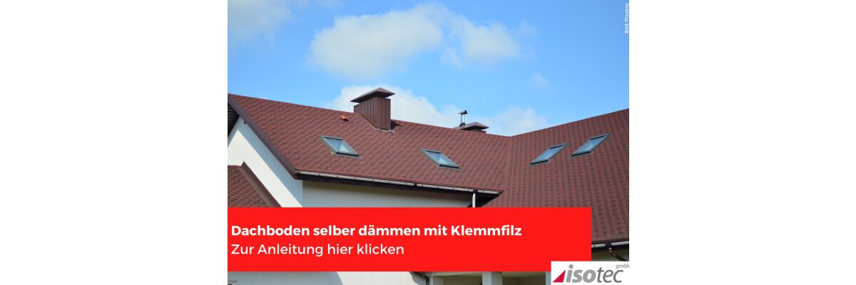 Doing roof insulation yourself - Doing roof insulation yourself | Between-rafter insulation | Step-by-step instructions