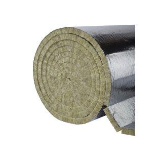 PAROC HVAC Lamella Mat Aluminium Coated