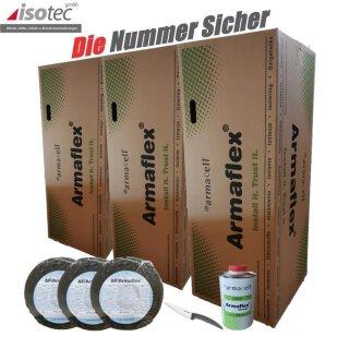 """Camperausbau Isolierungsset """"Die Nummer Sicher"""" [Armaflex AF] in den Größen S-XL"""