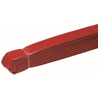 Manchon isolant Austroflex rouge, 100 % EnEV, angulaire 2m