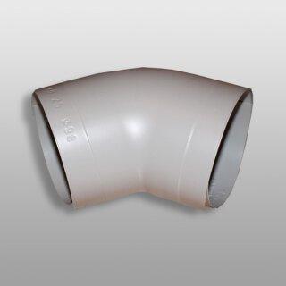 PVC bend 45° Okapak