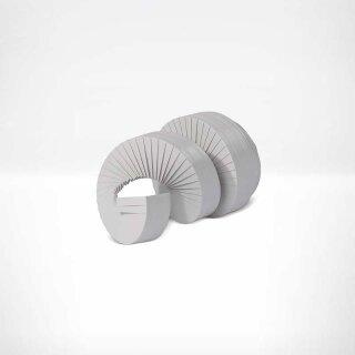 End cuff light grey