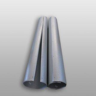 Blechmeter verzinkt, für Rohrisolierung